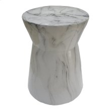 Shandi Stool White
