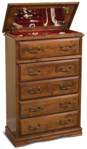 Alder Hill Jewelry Chest Product Image