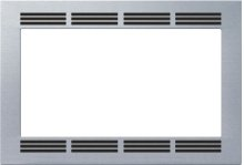 "30"" Traditional Microwave Trim Kit - Stainless Steel HMT5050"