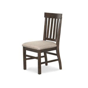 Magnussen HomeDining Side Chair w/Upholstered Seat (2/ctn)