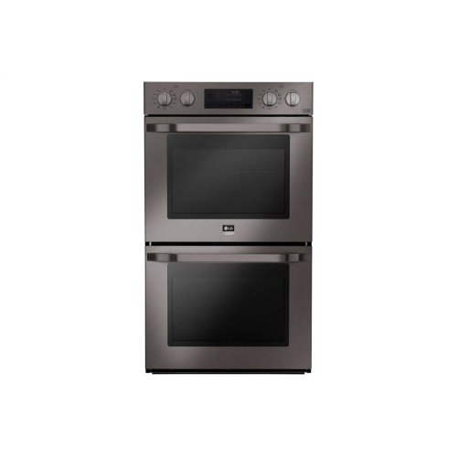 LG STUDIO 4.7 cu. ft. Double Built-In Wall Oven