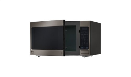LG STUDIO - 2.0 cu. ft. Countertop Microwave Oven with Optional Trim Kit