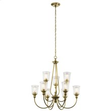 Waverly Collection Waverly 9 Light Chandelier NBR