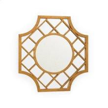 Lattice Mirror - Gold