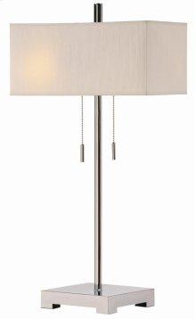 Orlo Twin Light Table Lamp