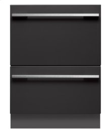 Integrated Double DishDrawer™