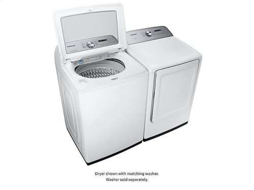 DV5200 7.4 cu. ft. Gas Dryer with Sensor Dry