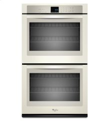 Whirlpool® 10 cu. ft. Double Wall Oven with extra-large oven window