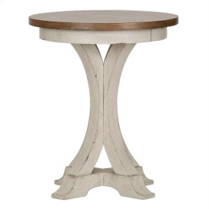 Liberty Furniture IndustriesRound Chair Side Table