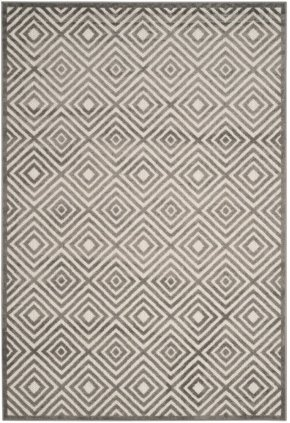 Cottage Power Loomed Round Rug