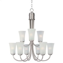 Logan 9-Light Chandelier