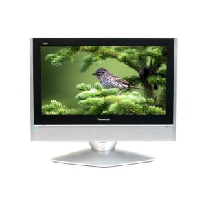 "Panasonic22"" Diagonal LCD TV"