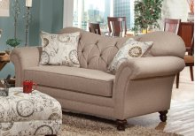 Abington Safari Loveseat