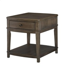 Rect. End Table-KD