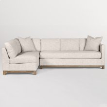 Clayton Sectional - Left Facing Chaise (LAF)