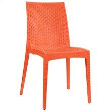 Intrepid Dining Side Chair in Orange