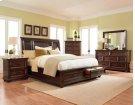 Vineyard 7 Piece Queen Size Bedroom Set Product Image