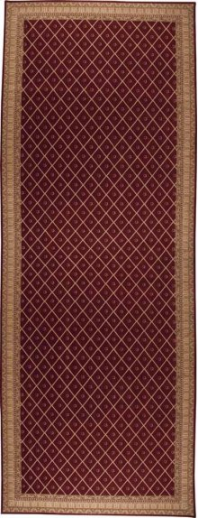 Hard To Find Sizes Ashton House A03f Siena Rectangle Rug 9'6'' X 25'