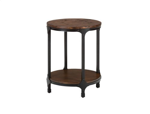 Urban Nature Round Chairside Table