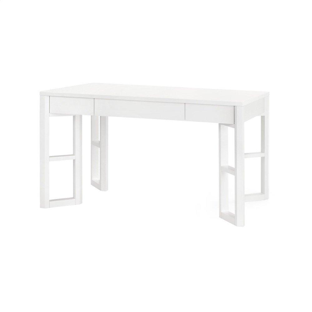 Langham Desk, White