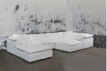Sunset Trading Cloud Puff Slipcovered 7 Piece Modular Sectional Sofa - 391081
