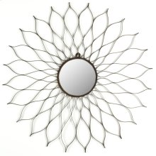 Flower Mirror - Rstc Powder Coated