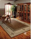 VALLENCIERRE VA27 BRN RECTANGLE RUG 8'3'' x 11'3''