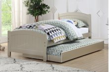 Twin Bed with Trundle