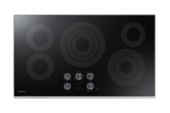 """NZ36K6430RS Electric Cooktop with 6/9"""" 3.3 kW Rapid Boil Burner, 10.5 kW"""