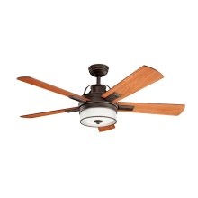 """Lacey II LED 52"""" Fan Antique Pewter"""