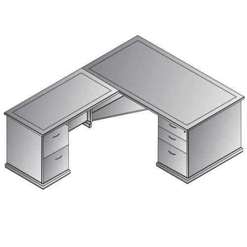 Mendocino L-shape 66x78x30h