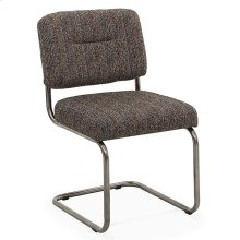 Breuer Side Chair (black nickel)