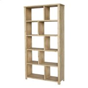 Bedford Bookcase, Brushed Smoke Product Image