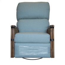 Recliner, Recliner Arms available in Antique Palm Finish Only.