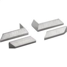 Range Nose Trim Kit, Stainless - VSI
