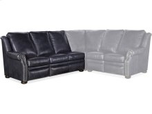 Pauley LAF Sofa Recline At Arm w/Articulating Headrest