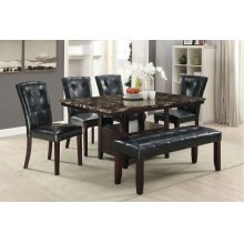 F1750 / Cat.19.p75- CHAIR BLK