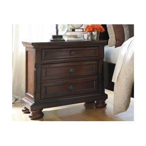 Ashley FurnitureASHLEY MILLENNIUMTwo Drawer Night Stand