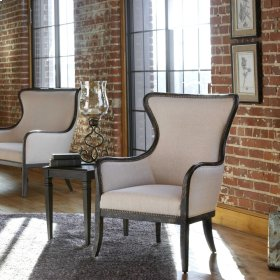 Sandy, Wing Chair