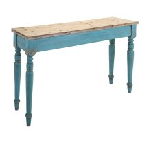 Claremore Wooden Console Table