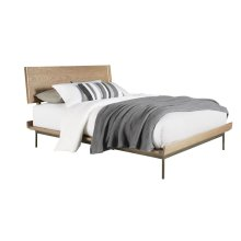 Strada Panel Bed