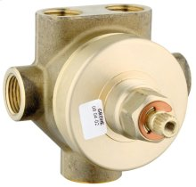 3-Way Diverter Rough-In Valve