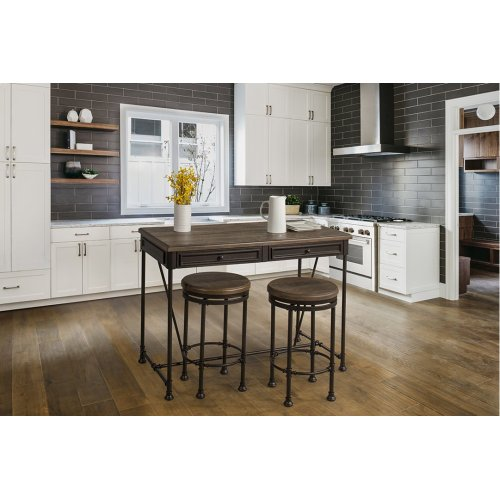 Casselberry 3-piece Counter Height Dining Set