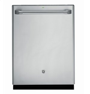 GE Cafè Built-In Tall Tub Dishwasher with Hidden Controls