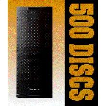 500-Disc CD Autochanger