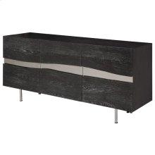Sorrento Sideboard  Oxidized Grey