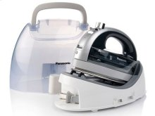Cordless 360° Freestyle™ Steam/Dry Iron with Curved Stainless Steel Soleplate