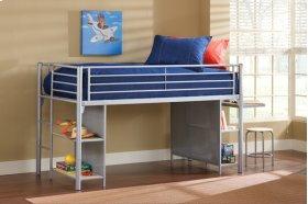Brayden Junior Loft W/ Desk and Stool