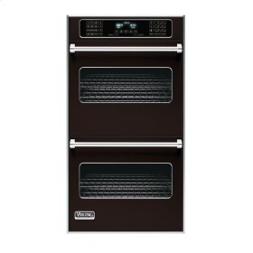 """Chocolate 27"""" Double Electric Touch Control Premiere Oven - VEDO (27"""" Wide Double Electric Touch Control Premiere Oven)"""