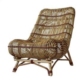 Trena Rattan Chair, Natural